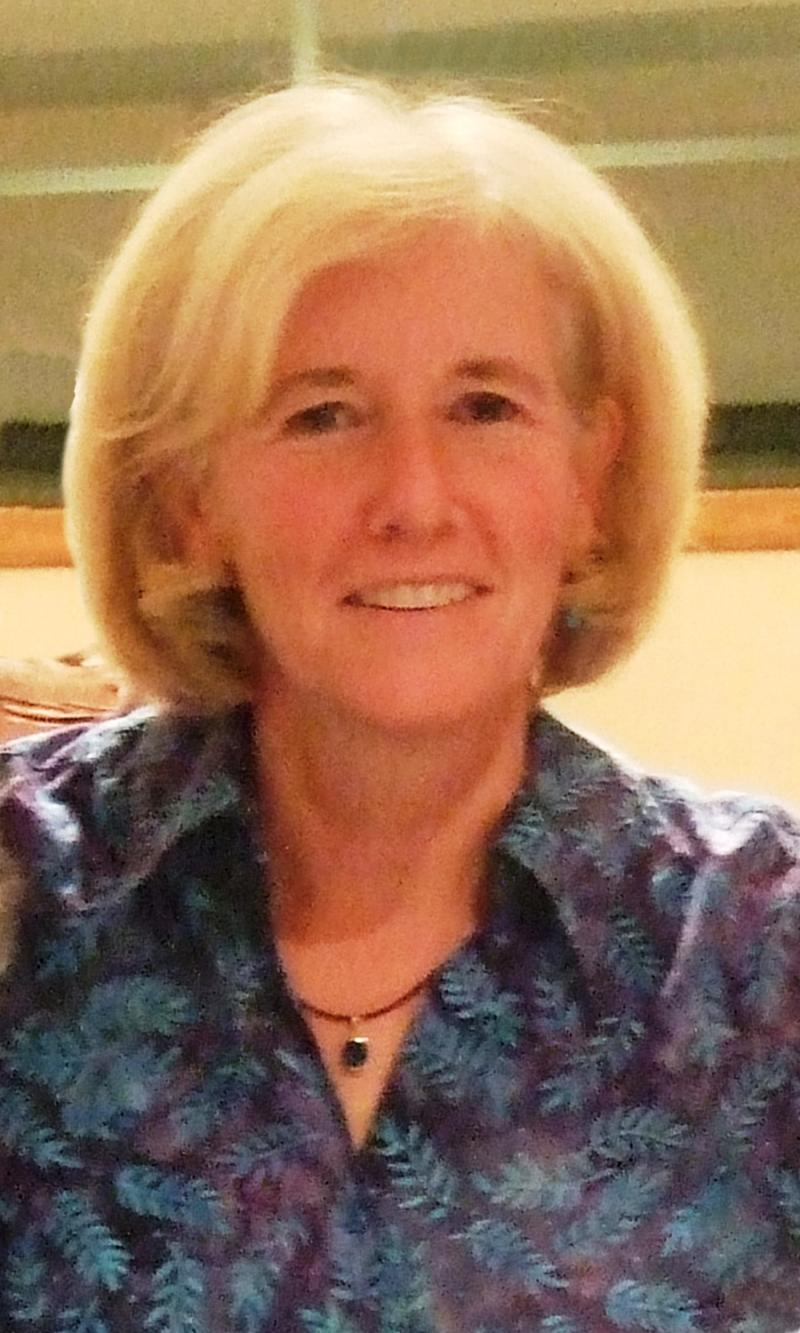 Author Suzanne Kelly