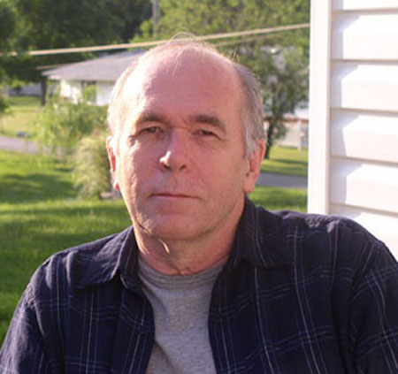 Author Larry Smith