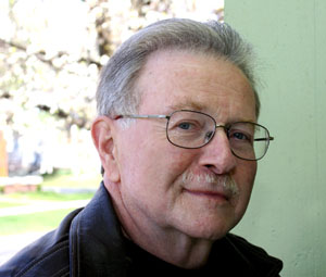 Author Robert Flanagan